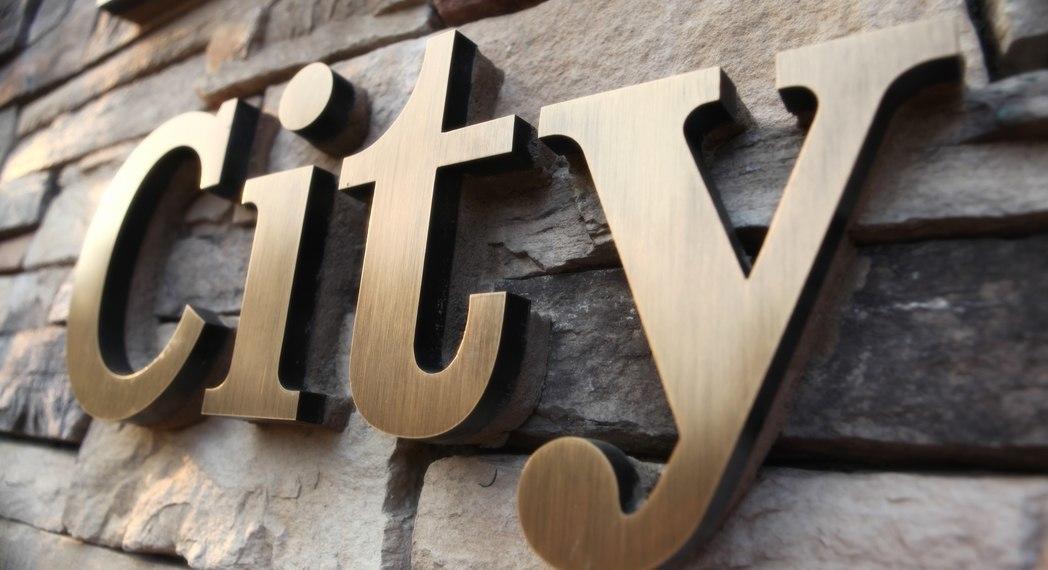 outdoor 3d letters signs 1 تابلو چلنیوم حرفه ای